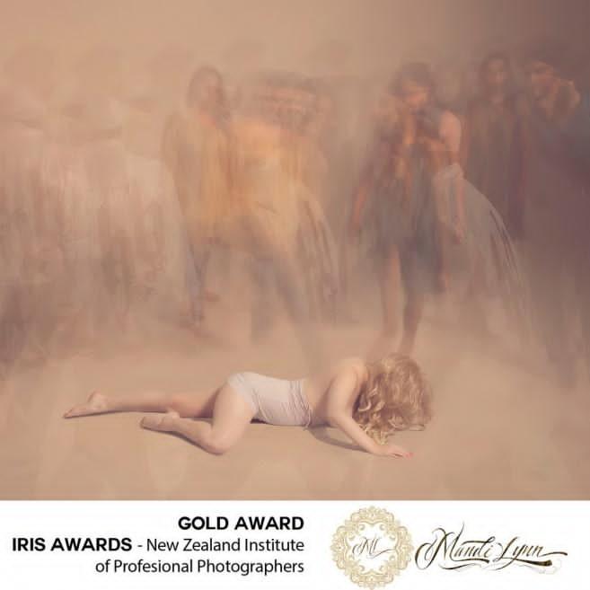 Iris - the victim by Mandi Lynn